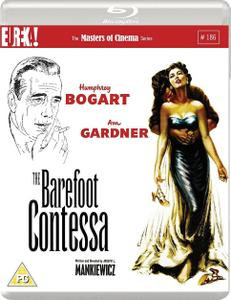 The Barefoot Contessa (1954) [Masters of Cinema - Eureka!]