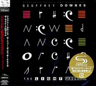 Geoffrey Downes & The New Dance Orchestra - The Light Program (1987) {2008, SHM-CD, Japanese Reissue, Remastered}