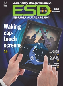 Embedded Systems Design - July/August 2011