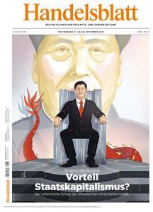 Handelsblatt - 27. September 2019