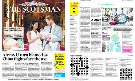 The Scotsman – May 09, 2019