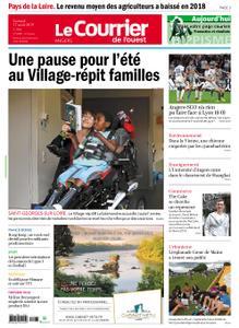 Le Courrier de l'Ouest Angers – 17 août 2019