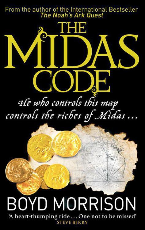Boyd Morrison - The Midas Code
