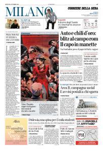 Corriere della Sera Milano – 04 ottobre 2018