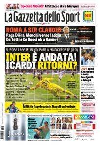 La Gazzetta dello Sport – 08 marzo 2019