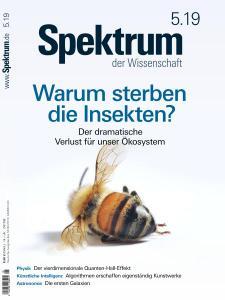 Spektrum der Wissenschaft - Mai 2019