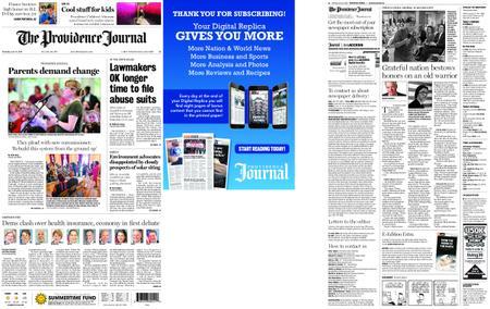 The Providence Journal – June 27, 2019