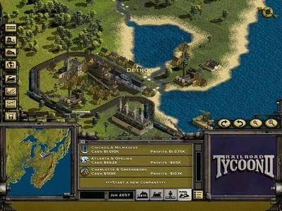 Railroad Tycoon 2 Platinum (1998) / AvaxHome