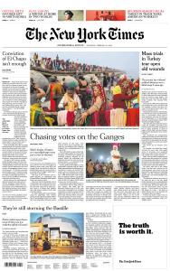International New York Times - 14 February 2019