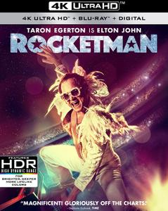 Rocketman (2019) [4K, Ultra HD]