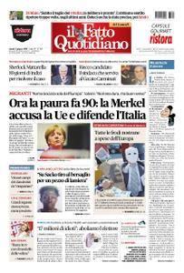 Il Fatto Quotidiano - 04 giugno 2018