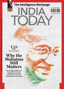 India Today - October 07, 2019