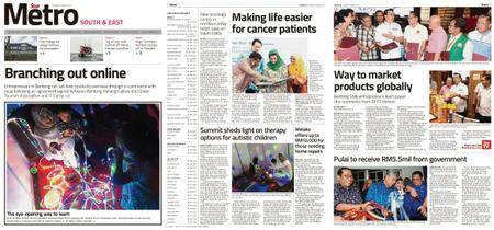 The Star Malaysia - Metro South & East – 31 March 2018