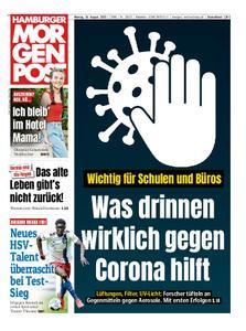 Hamburger Morgenpost – 10. August 2020