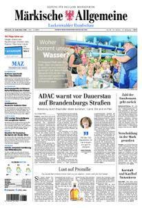 Märkische Allgemeine Luckenwalder Rundschau - 12. September 2018