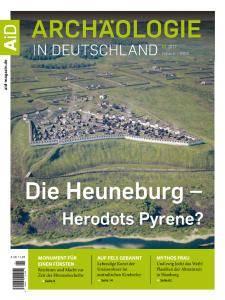 Archäologie in Deutschland - Februar-März 2017