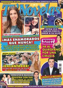 TVyNovelas México - 16 agosto 2019