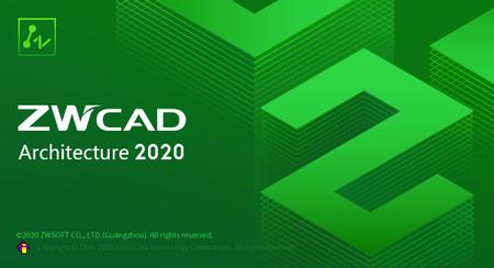 ZWCAD Architecture v2020 Build 2019.05.29.46310 (x64) Portable