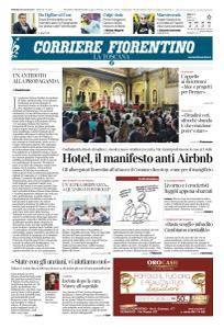 Corriere Fiorentino La Toscana - 20 Luglio 2018