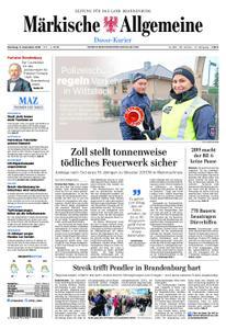 Märkische Allgemeine Dosse Kurier - 11. Dezember 2018