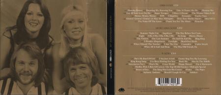 ABBA - Gold: Greatest Hits (2014) [3CD, 40th Anniversary Edition] Repost