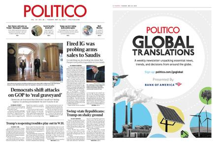 Politico – May 19, 2020