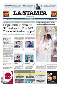 La Stampa Imperia e Sanremo - 20 Agosto 2019