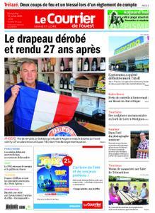 Le Courrier de l'Ouest Angers – 12 juillet 2020