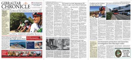 Gibraltar Chronicle – 12 September 2020