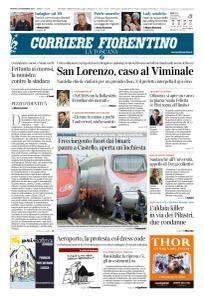 Corriere Fiorentino La Toscana - 10 Novembre 2017