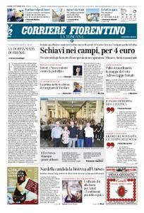 Corriere Fiorentino La Toscana – 13 settembre 2018