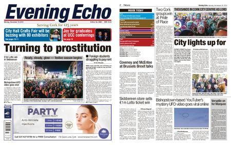 Evening Echo – November 19, 2018