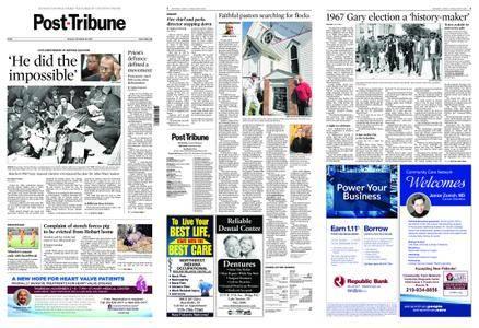 Post-Tribune – October 29, 2017