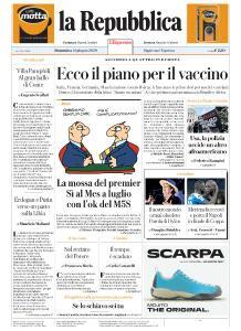 la Repubblica - 14 Giugno 2020
