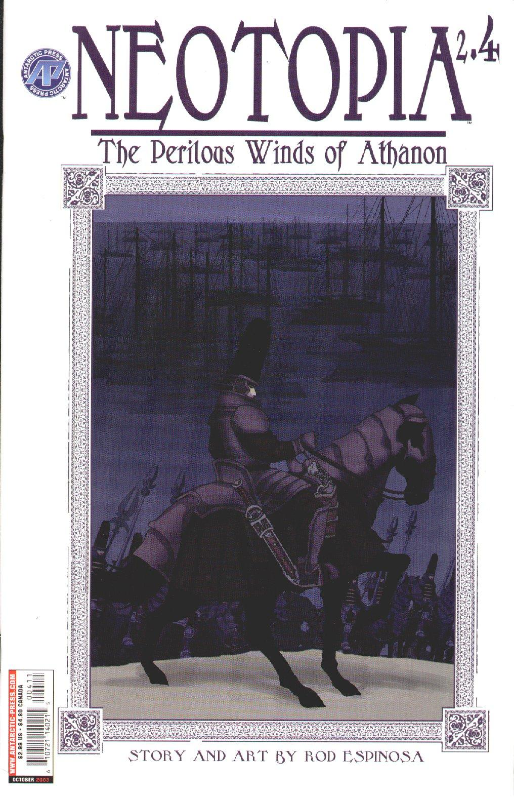 Neotopia v2-The Perilous Winds of Athanon 001-005 2003 Neotopia v2 04 2003 nuther