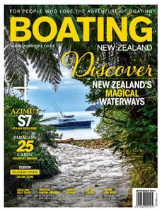 Boating New Zealand - September 2021