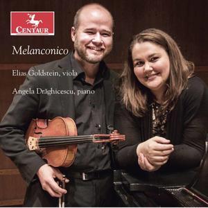 Angela Draghicescu and Elias Goldstein - Melanconico (2019)