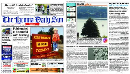 The Laconia Daily Sun – September 15, 2020