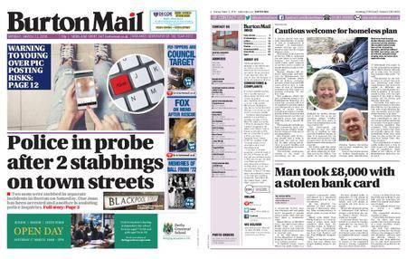 Burton Mail – March 12, 2018