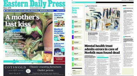 Eastern Daily Press – December 21, 2017