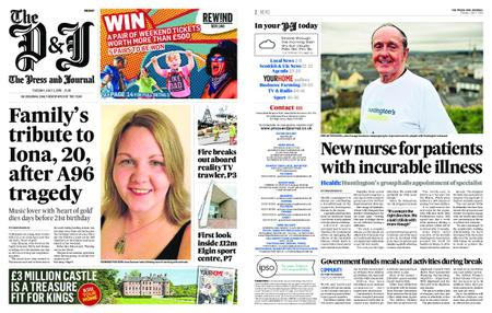 The Press and Journal Moray – July 02, 2019