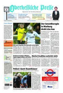 Oberhessische Presse Marburg/Ostkreis - 15. September 2018