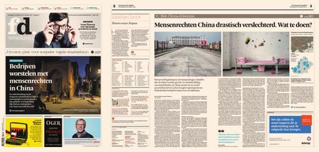 Het Financieele Dagblad – 30 november 2019