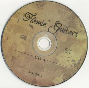 Speedy West & Jimmy Bryant - Flamin' Guitars (1997) {4CD Set Bear Family BCD 15956 rec 1949-62}
