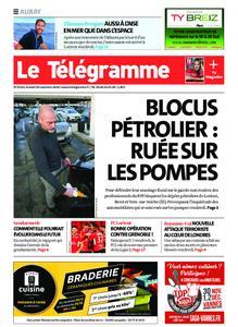 Le Télégramme Auray – 30 novembre 2019