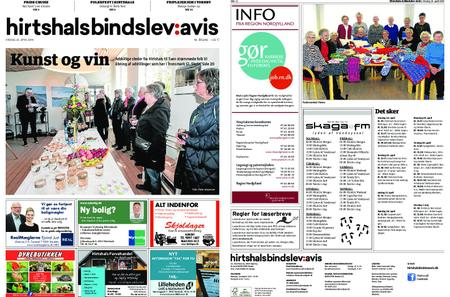 Hirtshals Bindslev Avis – 24. april 2019