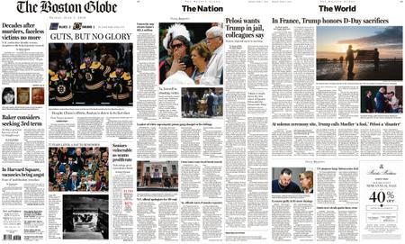 The Boston Globe – June 07, 2019