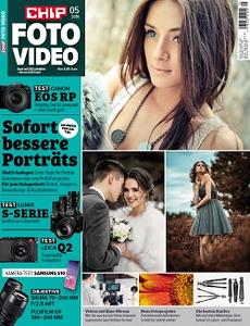 Chip Foto Video Germany Nr.5 - Mai 2019