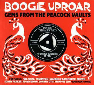 VA - Boogie Uproar: Gems From The Peacock Vaults (2014) 2CDs