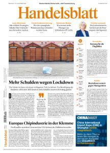 Handelsblatt - 23 November 2020